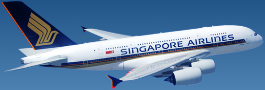 A380 - Singapore Airlines